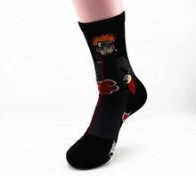 Naruto Cotton Cartoon Casual Men Sock