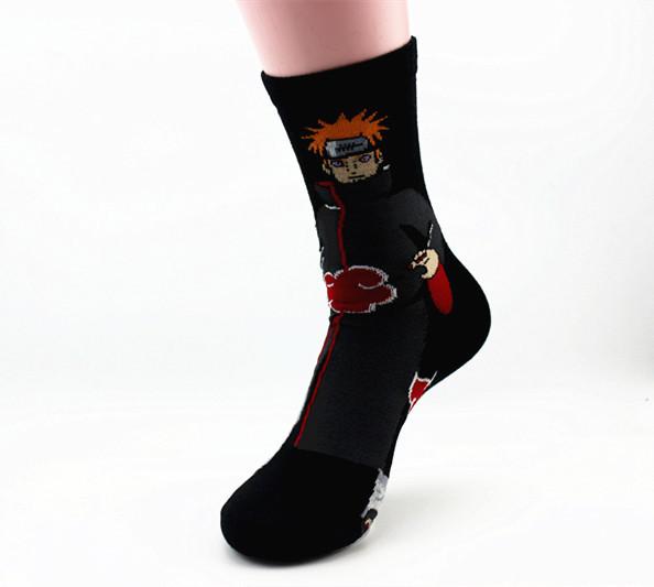 NARUTO THEMED SOCKS