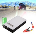 18000mAh Multi-function Car Jump Starter Battery Charger Power Bank Booster LED with UK Plug