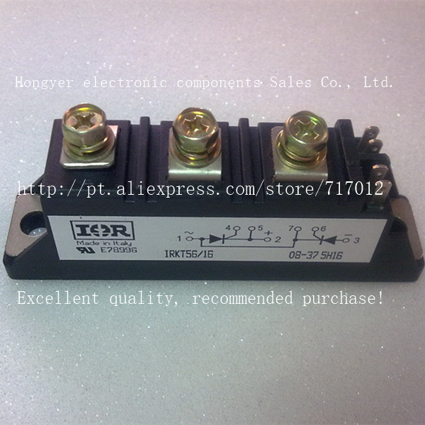 Free Shipping IRKT56/16 New products,Good quality ,SCR Module Can directly buy or contact the seller