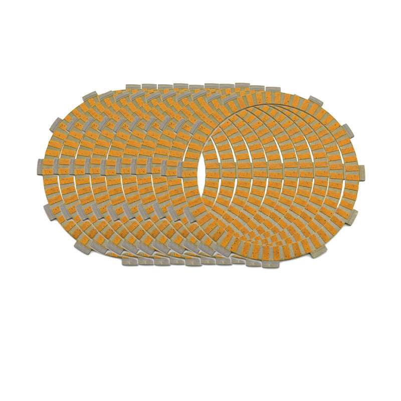 Buy Motorcycle Clutch Friction Plates Set for SUZUKI SV1000 SV 1000 2003-2005 Clutch Lining #CP-00025 for only 39 USD