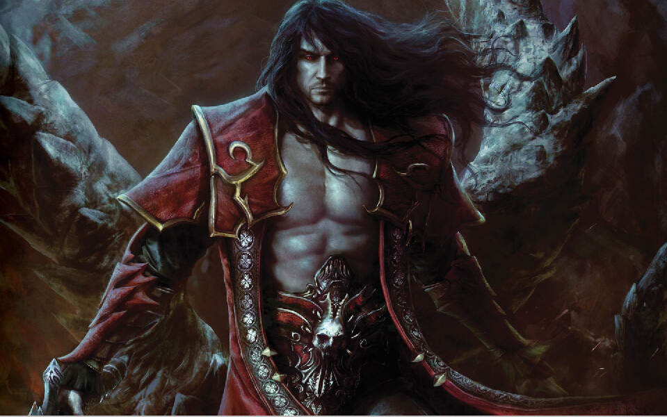 Ordre des WhiteLists Free-shipping-HD-wallpaper-poster-Castlevania-Lords-of-Shadow-2-Gabriel-Belmont-vampire-castle-2-game