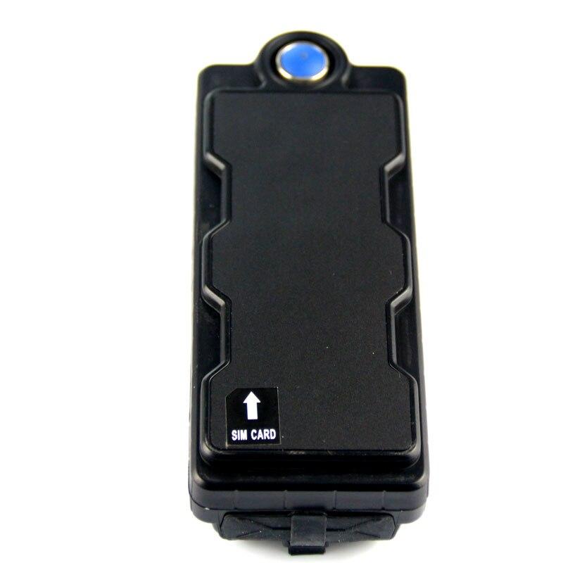 Магнитная автомобиля 3g gps трекер WCDMA gprs gps Трекеры автомобиля аккумулятора 10000 мАч TK10GSE падение сигнализации google карта бесплатно трек