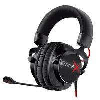 SOUND BLASTERX H7 Kopf-aufbau Professional Fieber-ebene Wettbewerb Spiel Ohr PC/PS4/Xbox