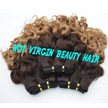 2 tone Malaysia virgin hair wavy Ombre hair extensions 3bundles Hot Virgin Beauty hair products 8a unprocessed human hair weaves