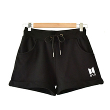 BTS Cotton Shorts Pants