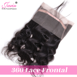 Image 2 - Mèches Body Wave indiennes Remy 360 Lace Frontal