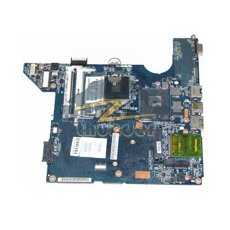 все цены на 519588-001 519099-001 LA-4101P for hp compaq CQ40 laptop motherboard GL40 DDR2 онлайн