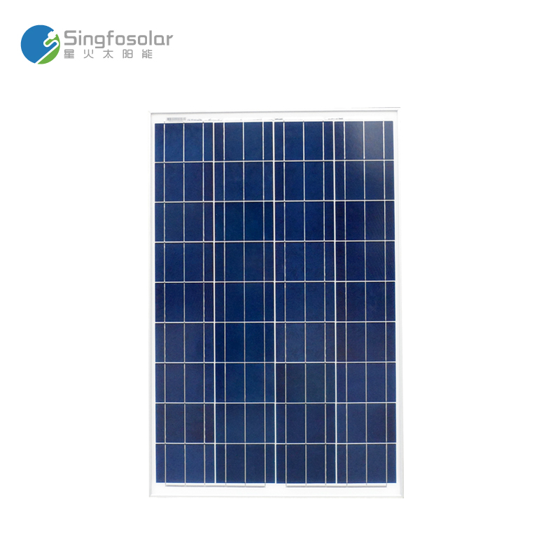 New Arrival Painel Solar 100W Solar Cell Polycrystalline Solar PV Kit Off Grid System Caravan Car Camp Motorhome RV Light LED
