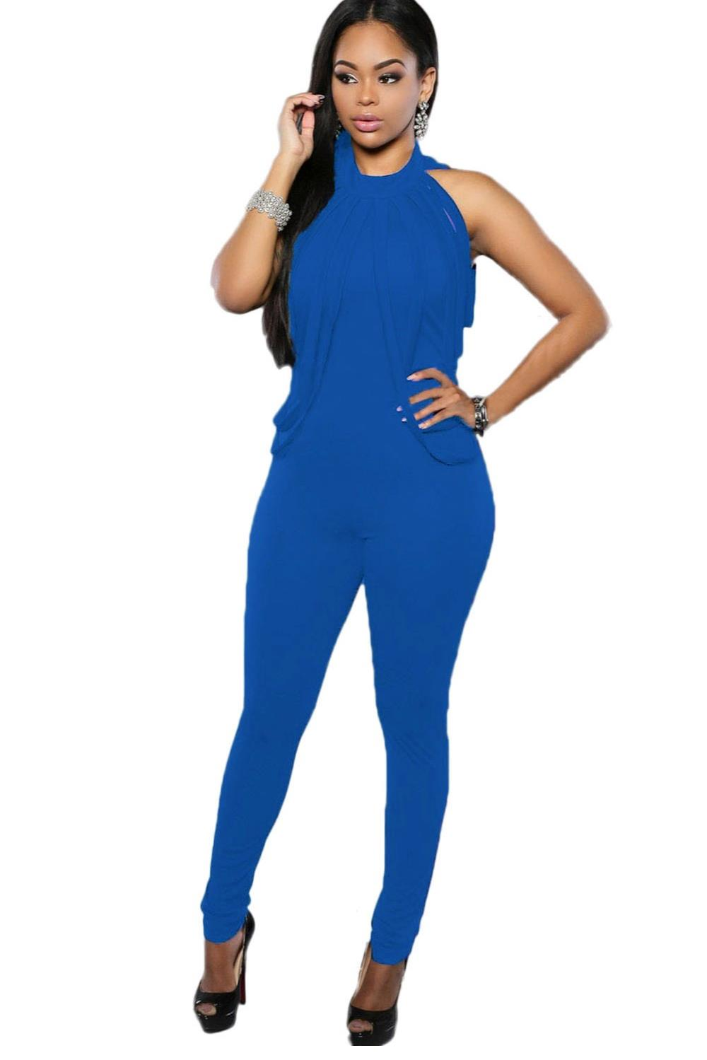 2016 New Arrival Time Limited Hollow Out Plus Size Jumpsuits And