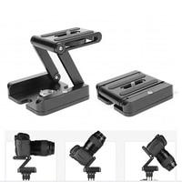 Tripod Heads Solution Photography Studio Camera Tripod Z Pan & Tilt Flex Tilt Head Aluminum Alloy