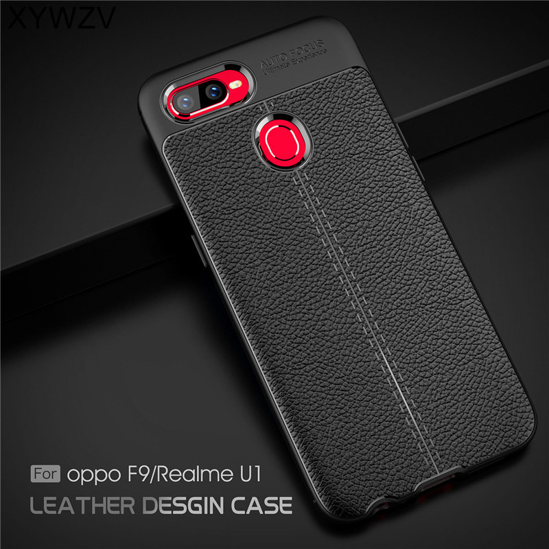 Soft Cover OPPO Realme U1 Case Shockproof Luxury Armor Rubber Phone Case For OPPO Realme U1 Back Cover For OPPO Realme U1 Fundas