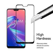 9H ASUS Zenfone Max M2 ZB633KL Full Cover Tempered Glass for Asus ZenFone Max Pro M2 ZB631KL Screen Protector Protective Film аксессуар защитный экран asus zenfone max m2 zb633kl red line full screen tempered glass black ут000016820