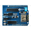 ESP8266 Web Server Serial Port WiFi Shield Expansion Board ESP-13 Compatible for Arduino UNO R3 MEGA 256