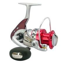 Fishing tackle okuma gray wolf ii loeii-3000 fishing tackle fishing vessel wheel spinning reel