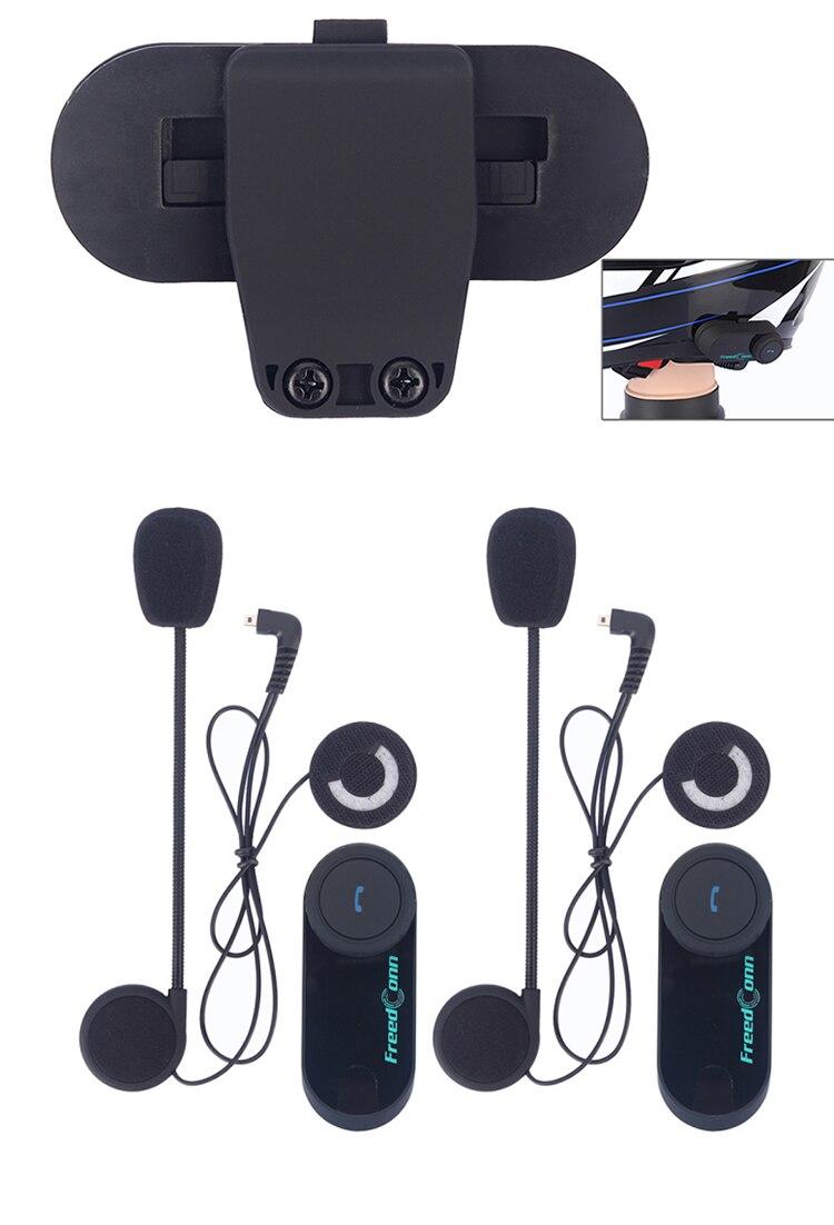 moto moto Capacete Intercom Headset Bluetooth Interphone Walkie Talkie 100M GPS