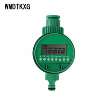 ФОТО intelligent electronic automatic irrigation watering garden controller system sprinkler lcd display timer automatic controller