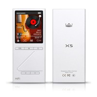 SMARCENT ONN X5 8GB Full Metal Professional Lossless HIFI Music Player MP3 Player TFT Screen Support APE/FLAC/ALAC/WAV/WMA/MP3