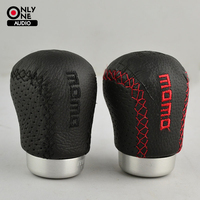 Only One Audio 2016 Manual Transmission Shift Knob Racing Gear Stick Head Car Leather Gear Shift