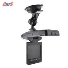 Car Rear View Camera 2.5 Inch 6LEDs DC 5V TFT Car DVR Camera Video Recorder Dash Cam IRSS AVI USB 2.0 Black support SD Card 32G
