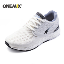 Onemix Light running shoes for women sneakers women breathable cool mesh space o