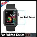 0.3mm 2.5d radian vidro temperado para a apple watch 38mm 42mm para iwatch filme protetor protetor de tela de vidro