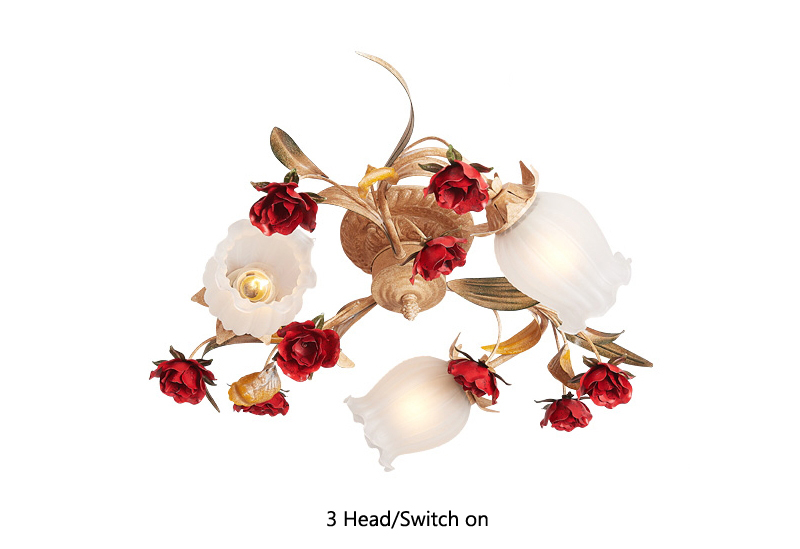 flower ceiling light (15)