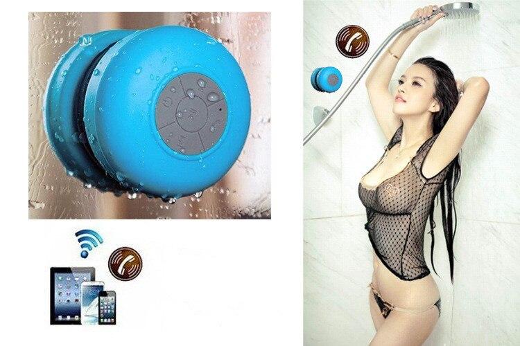 Whole Sale Wireless Portable Mini Waterproof Speaker With Sucker Best for  Bathroom Sea Side Wireless Speaker in Speakers from Consumer Electronics on. Whole Sale Wireless Portable Mini Waterproof Speaker With Sucker