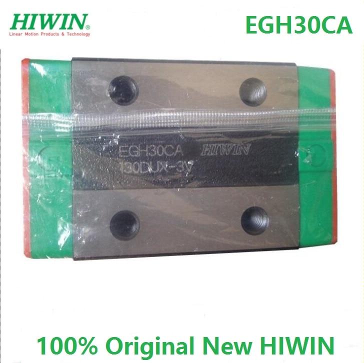 4pcs/lot 100% original HIWIN EGH30CA linear block for EGR30 linear guide for CNC router (only blocks) 4pcs/lot 100% original HIWIN EGH30CA linear block for EGR30 linear guide for CNC router (only blocks)