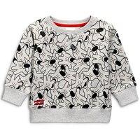 품질 100% 테리 회색 긴 소매 티셔츠 (2yrs-6yrs) 2018 브랜드 아동 의류 스웨터 t 셔츠 블라우스 비비 아이