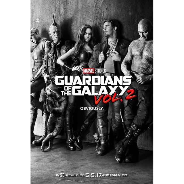 J0469- Guardians of the Galaxy Vol. 2 2017 New Movie Pop 14×21 24×36 Inches Silk Art Poster Top Fabric Print Home Wall Decor