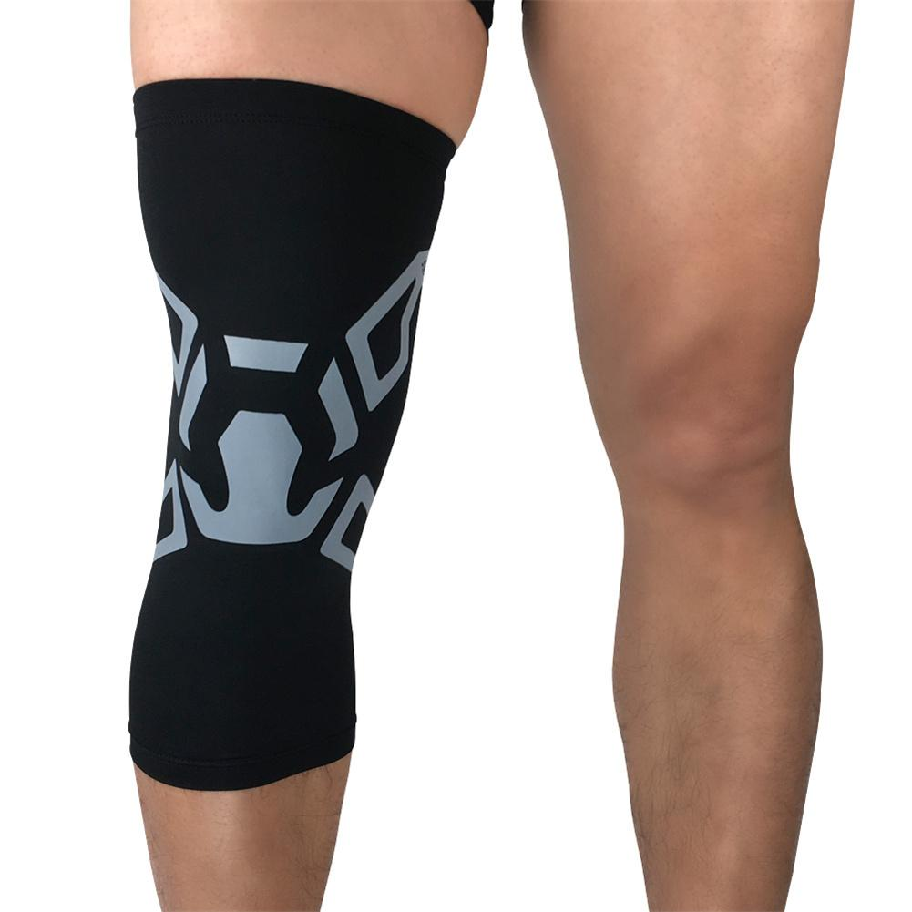 Professional Knee Support Pads Knee Protector Sport Support Knee Brace Wrap Guard Fitness Basketball Cycling Running Knee Pad