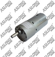 Aslong High Quality JGB37 545SH 2860 12v 1120 Rpm Dc Gear Motor Smart Car Intelligent Robot