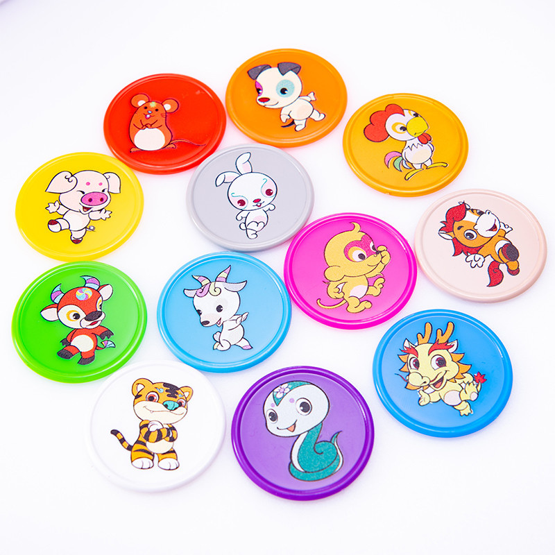 100-pcs-37mm-cartoon-plastic-font-b-poker-b-font-chips-with-12-chinese-zodiac-pattern-chips-for-children-reward-exchange-chips-with-box
