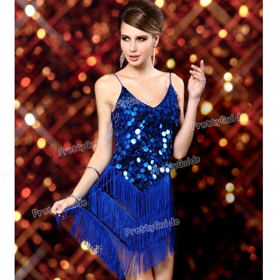 Fringe Sway Red 1920 Blue 2015 shiny Shippingwomen Paillettes Gold glitter Silver Gatsby hot Gratuites De S Clapet Robe Costume Danse tqq1xY0w