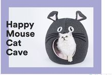 Mouse Dog Cave Cat Beds House Small animal Mats cat sofas Tent