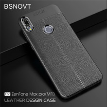 For ASUS Zenfone Max Pro M1 ZB602KL Case Soft Leather Shockproof Anti-knock Phone Case For ASUS Zenfone Max Pro M1 ZB601KL Cover сотовый телефон asus zenfone max pro m1 zb602kl 128gb silver