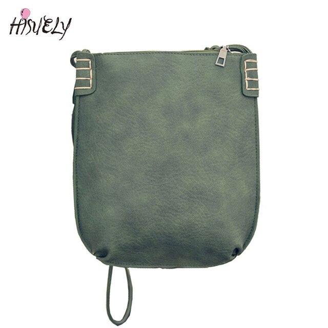 2017 Hot Korea Style Ladies Retro Matte PU leather Handbag Concise Fashion Small Shoulder Bag Woman Designer Messenger Bag