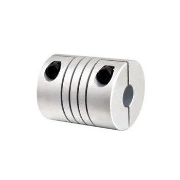 цена на CNC Motor Jaw Shaft Coupler D25XL30 Flexible Coupling for wood cnc engraving machine
