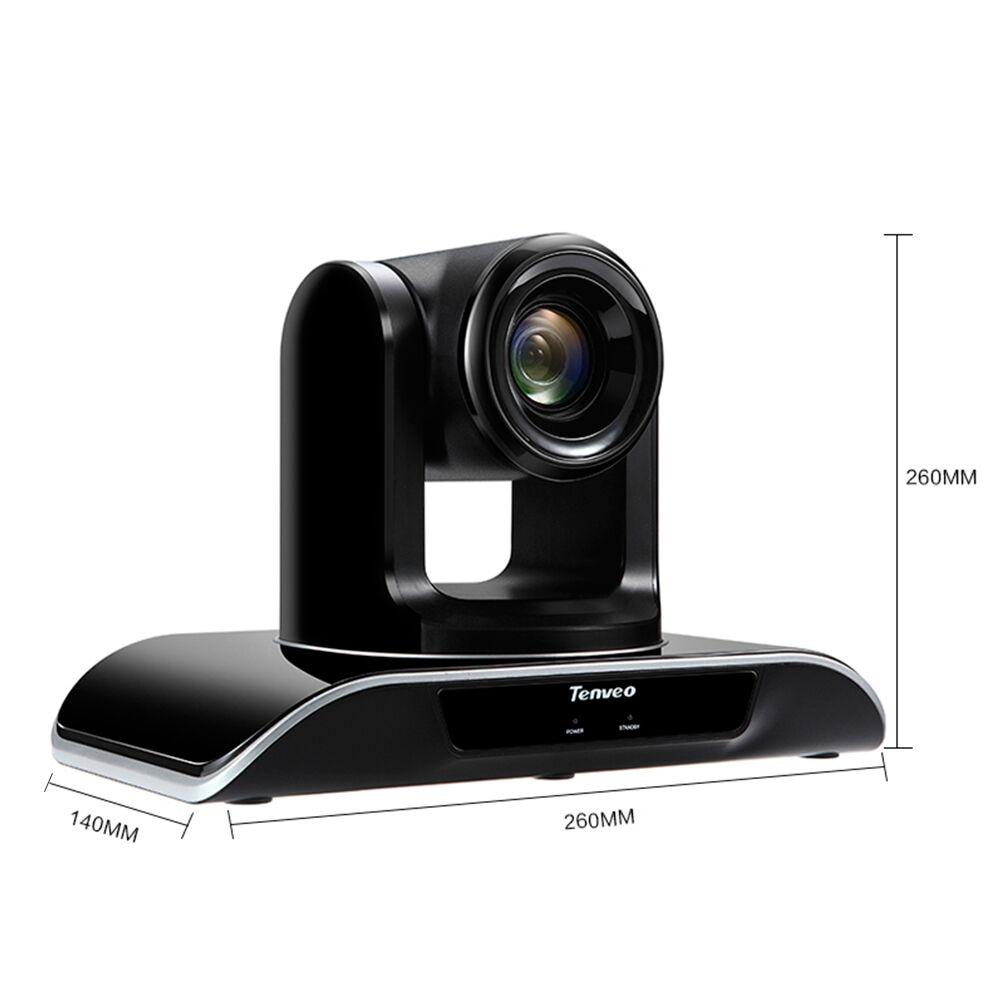tilt zoom plug and play camera h264 teleconferencia 04