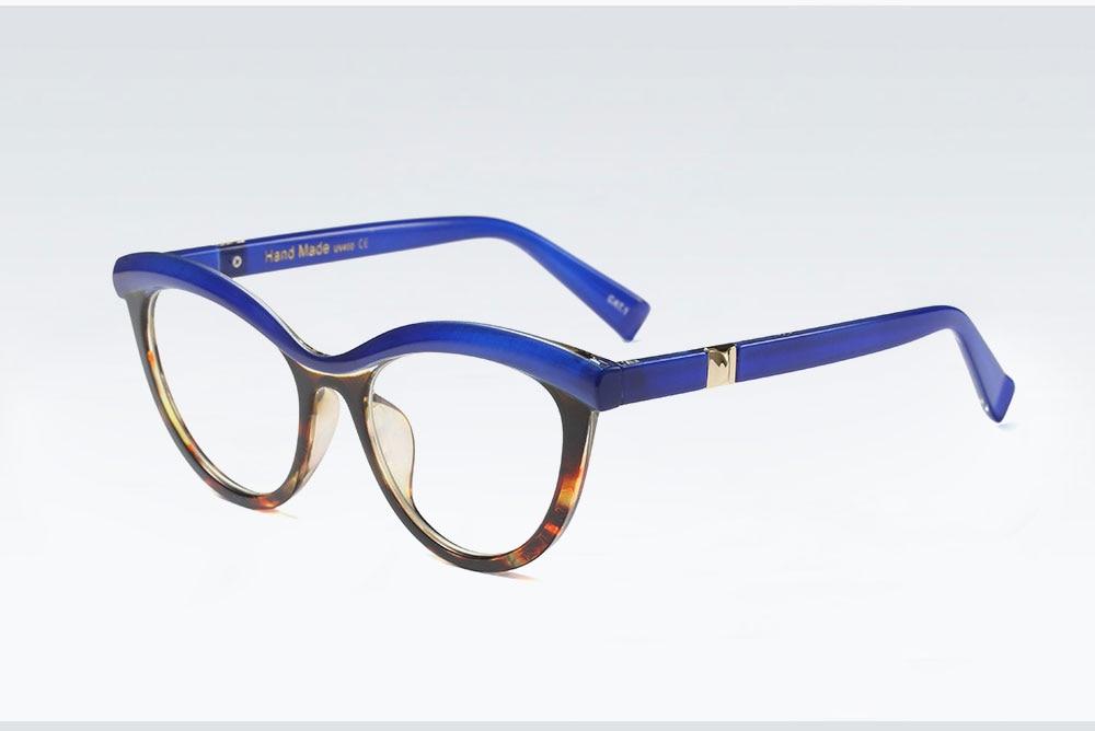 17b606555b7 ... VEGA New Fashion CatEye Glasses Frame Ladies Women Eyeglasses Frames  Women Cat Eye Brand Design Clear ...