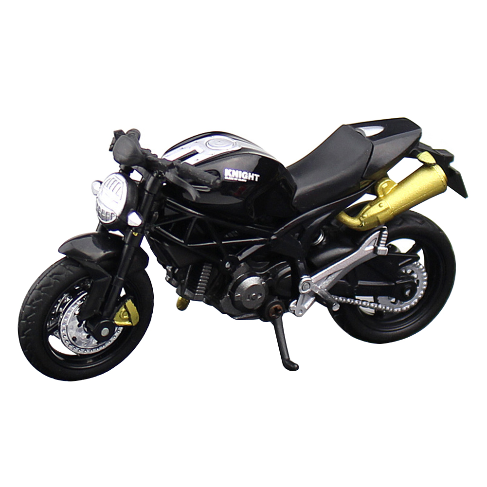 <font><b>1:18</b></font> Portable Simulation Home Decor Model Toy Lightweight Collection Gift <font><b>Diecast</b></font> Motorcycle Children Off-road Vehicle <font><b>Car</b></font> image