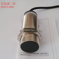 PS17 5AO Inductive Proximity Switch Sensor AC90 250V 2 Wire NO 18 18 1mm Rail