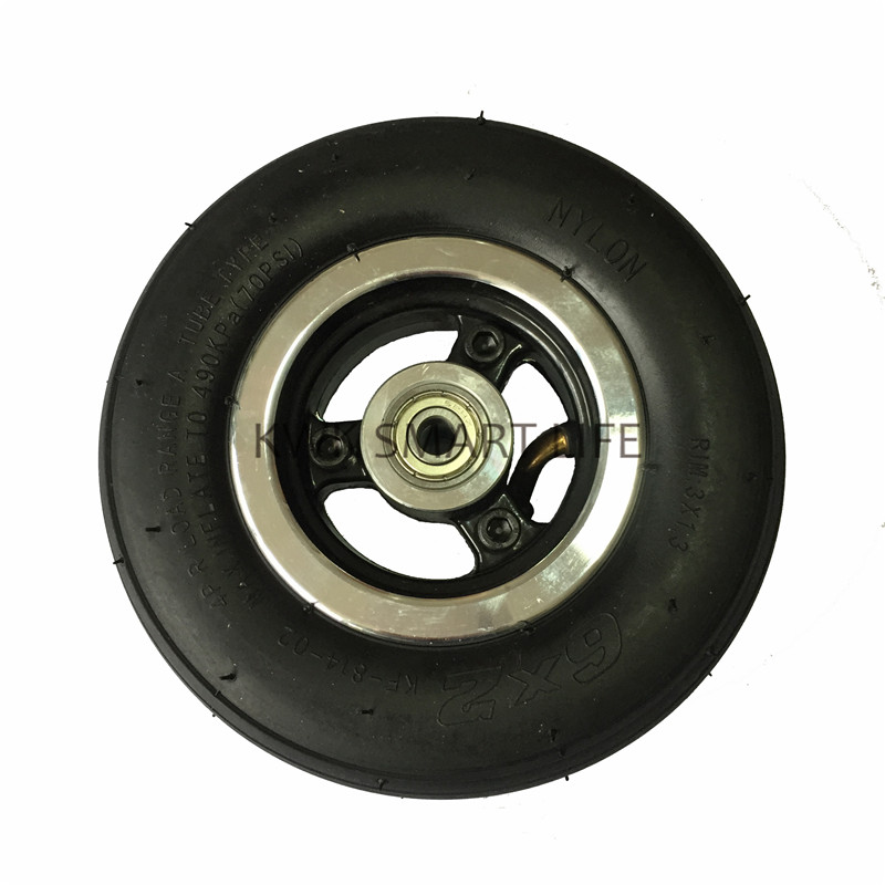 Wide Tire for F0 Electric Scooter