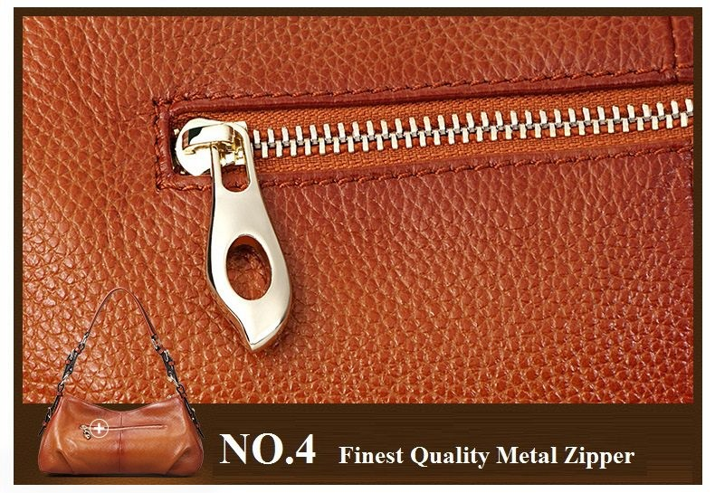 Ladies Handbags 2016 New Womens Bags And Purses Solid Women Leather Shell Bag Bags Zipper Retro Designer Handbags High Quality_044