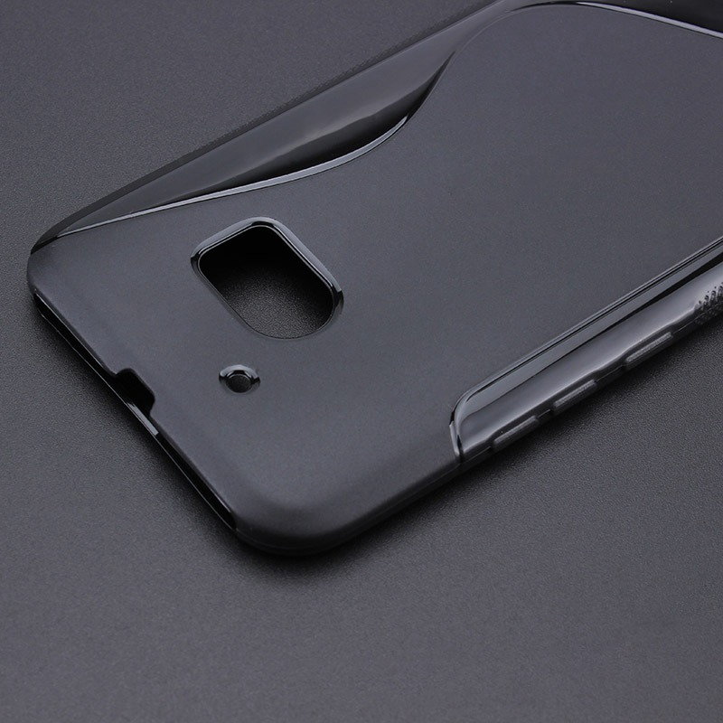 4 Color S line Anti Skidding Gel TPU Slim Soft Case Back Cover  4