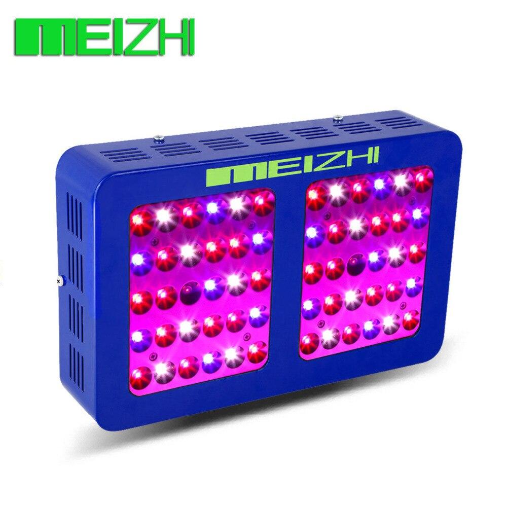 MEIZHI Riflettore 300 w LED Coltiva La Luce Epistar Spettro Completo dell'interno giardino Coltura Idroponica semi di piante d'appartamento per mini Serra