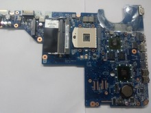 Laptop motherboard For HP compaq G42 G42T intel HM55 DDR3 ATI HD 6370M Graphics 1GB 631596-001