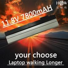 HSW 7800mAh Laptop Battery For dell Latitude E4300 E4310 0FX8X 312-0822 312-0823 312-9955 451-10636 451-10638 451-11459  bateria