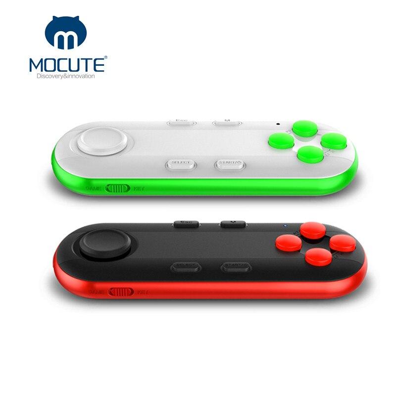 Mocute Drahtlose Bluetooth Gamepad Für IOS Android Gamepad Controller Joystick Selfie Fernbedienung Auslöser Für VR PC TV box